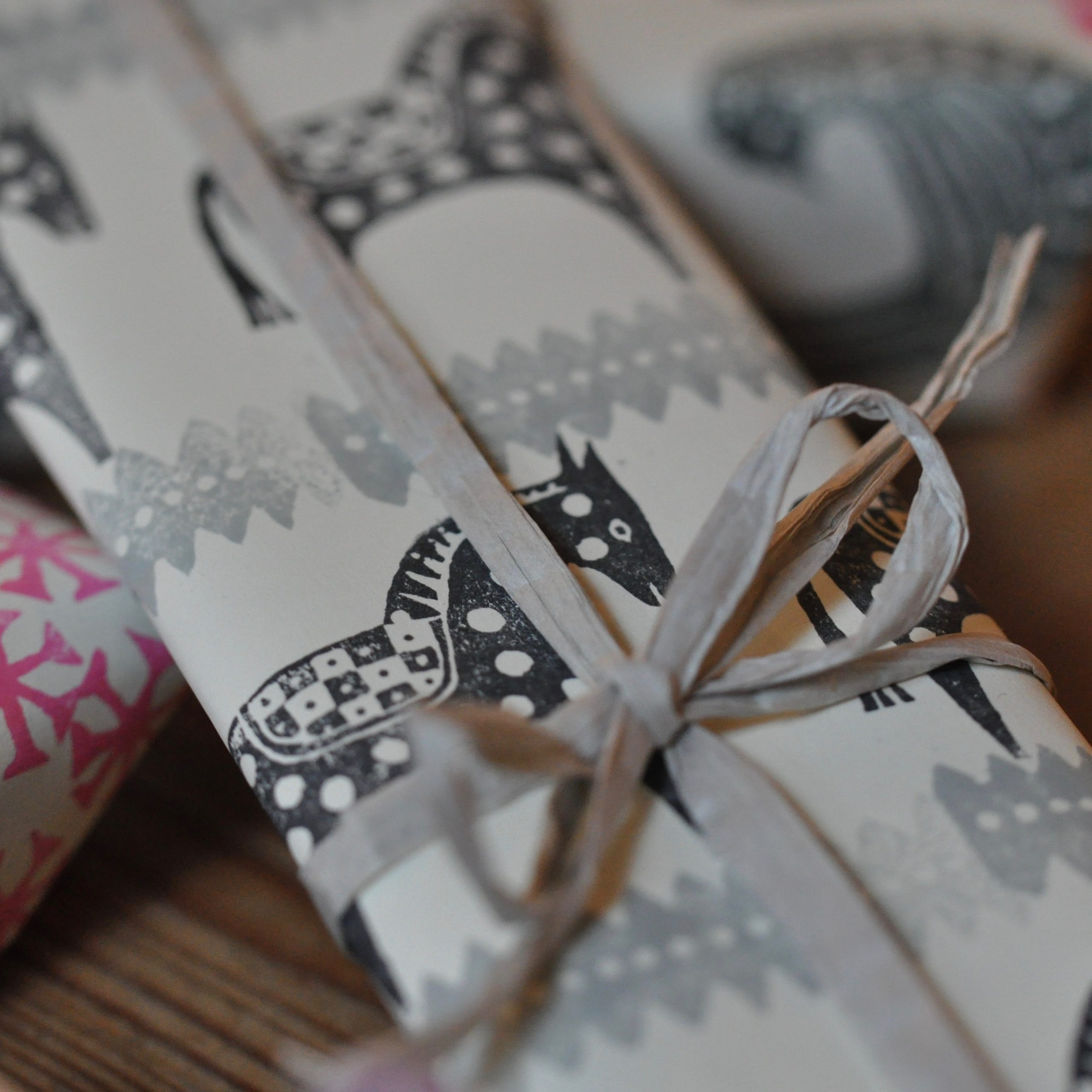 Print Your Own Wrapping Paper by Cambridge Imprint