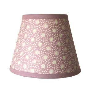 Patterned Paper Lampshade by Cambridge Imprint