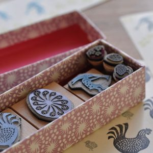 Cambridge Imprint Easter Printing Block Set