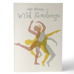 Cambridge Imprint Wild Fandango Card