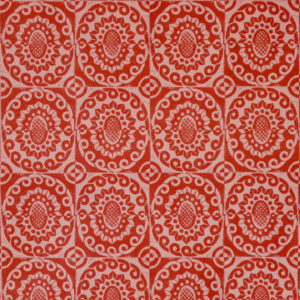 Pineapple design by Peggy Angus, published as a patterned paper by Cambridge Imprint