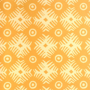 A Tile design by Peggy Angus, published as a patterned paper by Cambridge Imprint