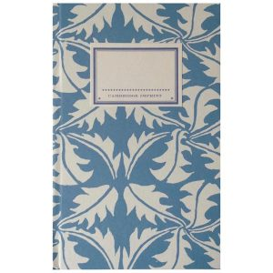 Cambridge Imprint Hardback Notebook Dandelion blue