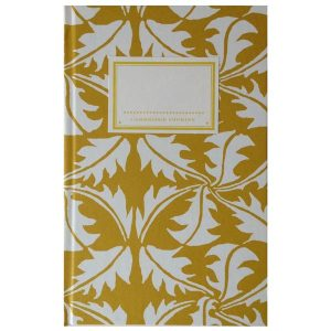 Cambridge Imprint Hardback Notebook Dandelion turmeric