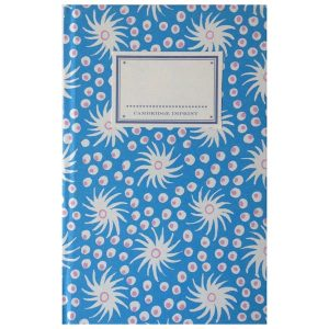 Cambridge Imprint Hardback Notebook Milky Way blue