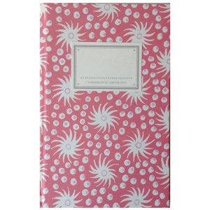 Cambridge Imprint Hardback Notebook Milky Way pink