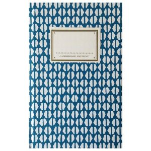 Cambridge Imprint Hardback Notebook Yo-Yo Kingfisher