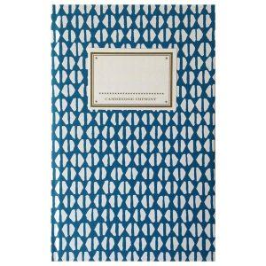 Cambridge Imprint Hardback Notebook Yo-Yo Kingfisher