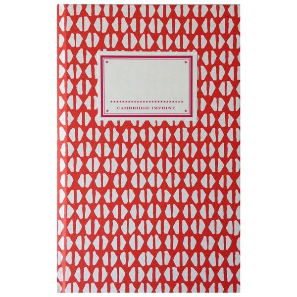 Cambridge Imprint Hardback Notebook Yo-Yo Tomato